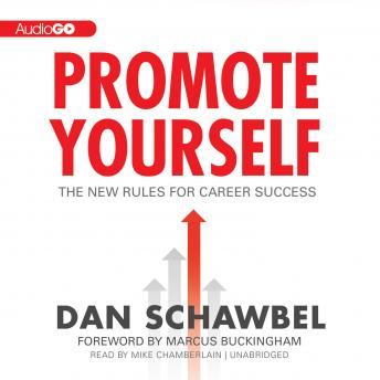 Promote Yourself: The New Rules for Career Success, Dan Schawbel
