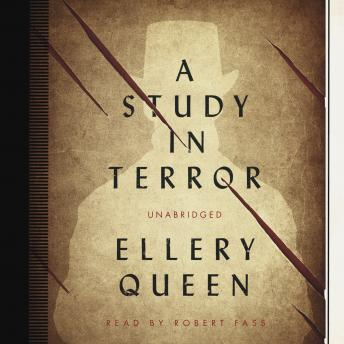 Study in Terror, Ellery  Jr. Queen