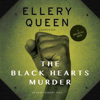 Black Hearts Murder, Ellery  Jr. Queen
