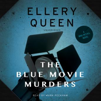 Blue Movie Murders, Ellery  Jr. Queen