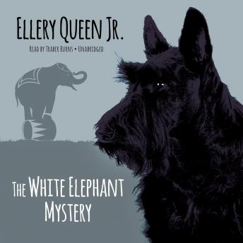 White Elephant Mystery, Ellery Queen Jr.