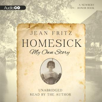 Homesick: My Own Story details