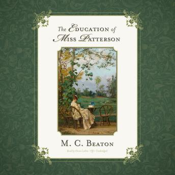 Education of Miss Patterson, Marion Chesney