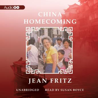 China Homecoming, Jean Fritz