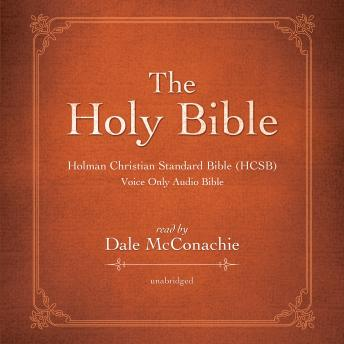 Holy Bible: Holman Christian Standard Bible (HCSB), Various Authors