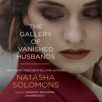 Gallery of Vanished Husbands, Natasha Solomons