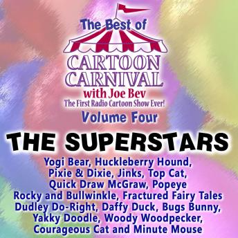 The Best of Cartoon Carnival, Vol. 4: The Superstars