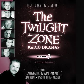 Download Twilight Zone Radio Dramas, Volume 3 by Various Authors