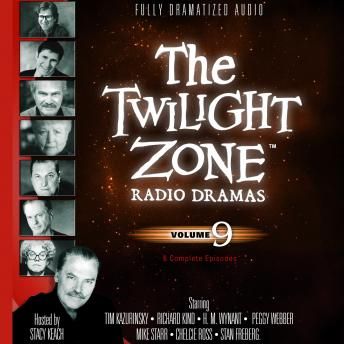 Twilight Zone Radio Dramas, Volume 9 sample.