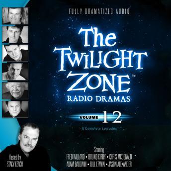 the twilight zone radio dramas volume 12