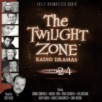 Download Twilight Zone Radio Dramas, Volume 24 by Various Authors