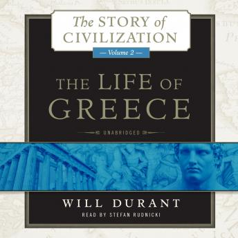 Download Life of Greece: The Story of Civilization, Volume 2 by Will Durant