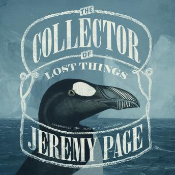 Collector of Lost Things, Jeremy Page