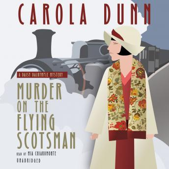 Murder on the Flying Scotsman: A Daisy Dalrymple Mystery