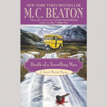 Download Death of a Traveling Man by M. C. Beaton
