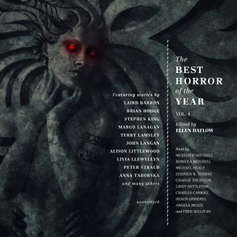 Best Horror of the Year, Volume 4, Various Authors