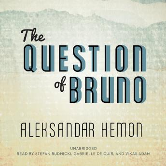 Question of Bruno, Aleksandar Hemon