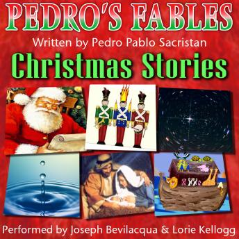 Pedro's Christmas Fables for Kids sample.