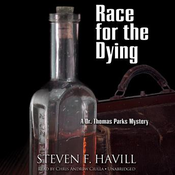 Race for the Dying, Steven F. Havill