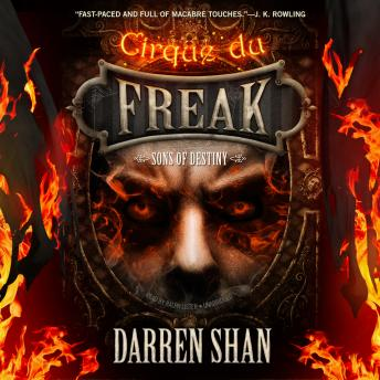 Sons of Destiny, Darren Shan