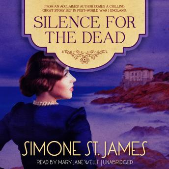 Silence for the Dead, Simone St. James