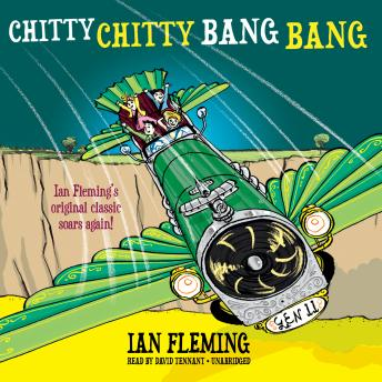 Chitty Chitty Bang Bang: The Magical Car, Ian Fleming