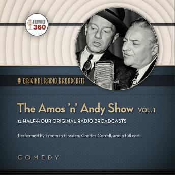 Amos 'n' Andy Show, Vol. 1, A Hollywood 360 Collection