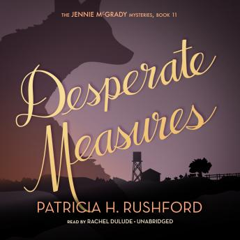 Desperate Measures, Patricia H. Rushford