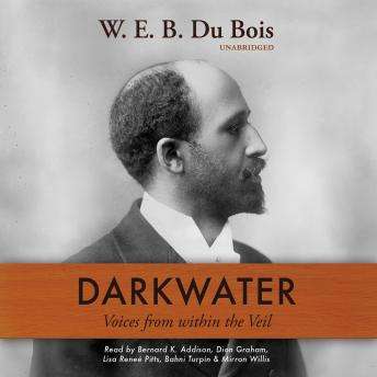 Darkwater: Voices from within the Veil, W.E.B. Du Bois