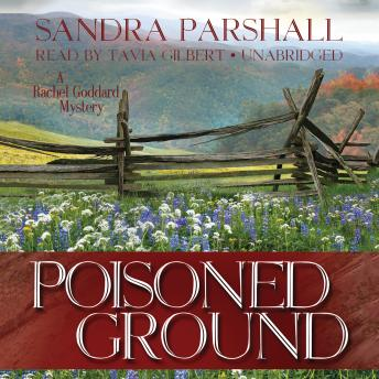 Poisoned Ground: A Rachel Goddard Mystery, Sandra Parshall