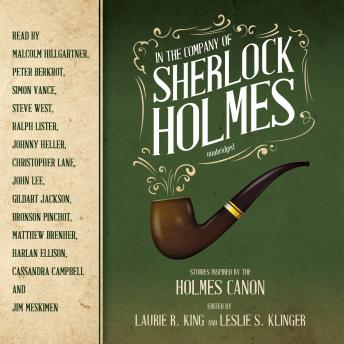 In the Company of Sherlock Holmes: Stories Inspired by the Holmes Canon, Various Authors