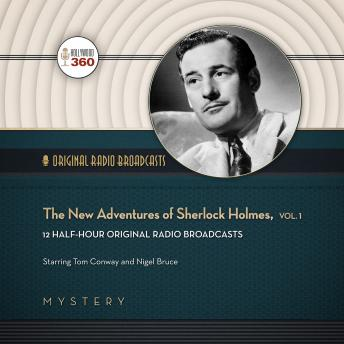 New Adventures of Sherlock Holmes, Vol. 1, Hollywood 360