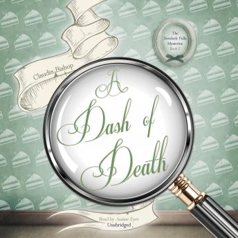 Dash of Death, Claudia Bishop