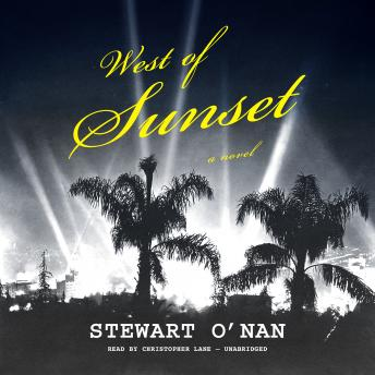 West of Sunset: A Novel