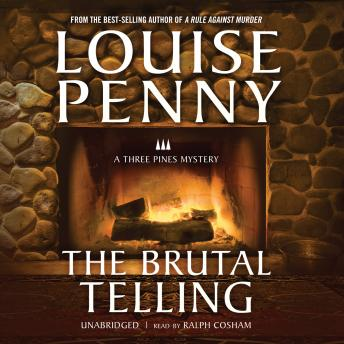 Brutal Telling, Louise Penny