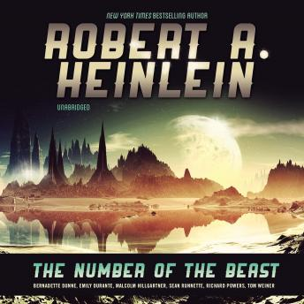 Number of the Beast, Robert A. Heinlein