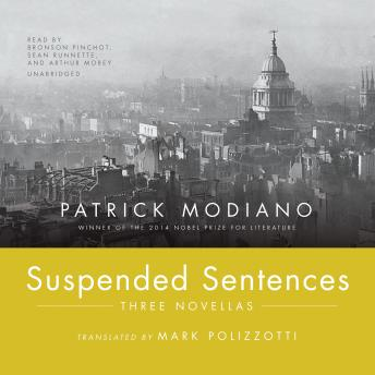 Suspended Sentences: Three Novellas