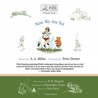 Now We Are Six, A. A. Milne