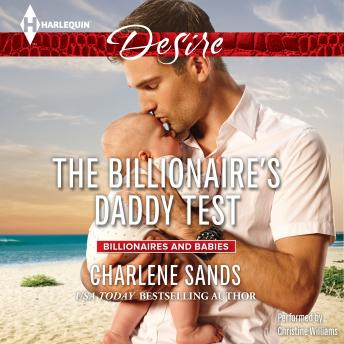Billionaire's Daddy Test, Charlene Sands