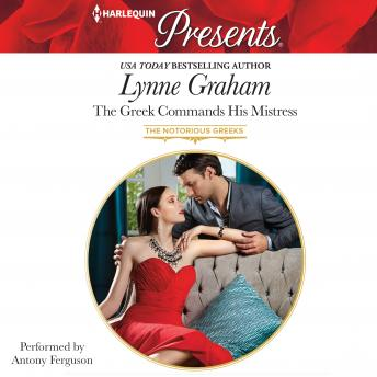 Greek Commands His Mistress, Lynne Graham