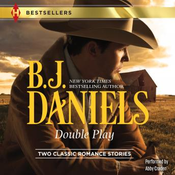 Double Play:  Ambushed!High-Caliber Cowboy, B. J. Daniels