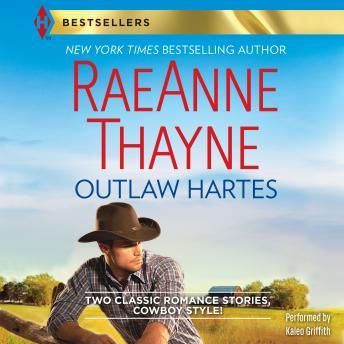Outlaw Hartes:  The Valentine Two-StepCassidy Harte and the Comeback Kid, RaeAnne Thayne