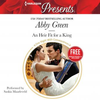 Heir Fit for a King, Amanda Cinelli, Abby Green