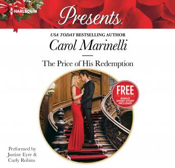 Price of His Redemption: w/ Bonus Book: Christmas at the Chatsfield, Maisy Yates, Carol Marinelli
