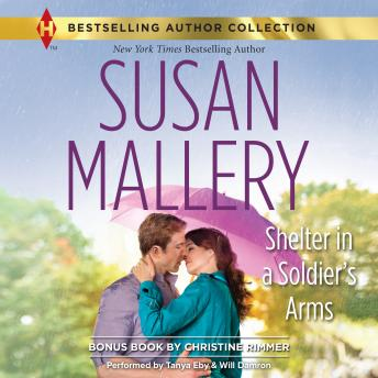 Shelter in a Soldier's Arms: w/ Bonus Book: Donovan's Child, Christine Rimmer, Susan Mallery
