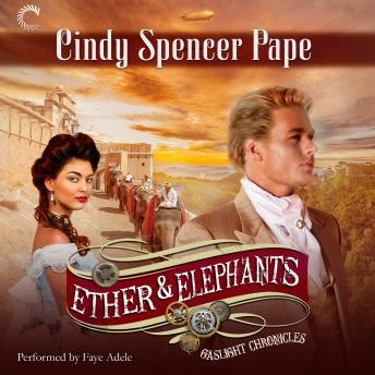 Ether & Elephants, Cindy Spencer Pape