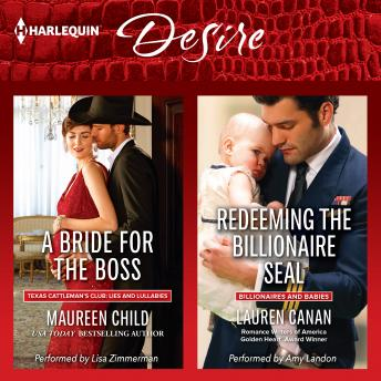 Bride for the Boss & Redeeming the Billionaire SEAL Audio