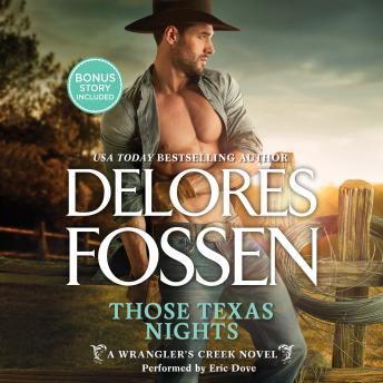 Those Texas Nights: With Bonus Novella: Lone Star Cowboy, Delores Fossen