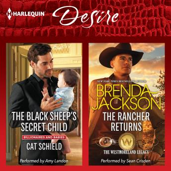 Black Sheep's Secret Child & The Rancher Returns, Cat Schield