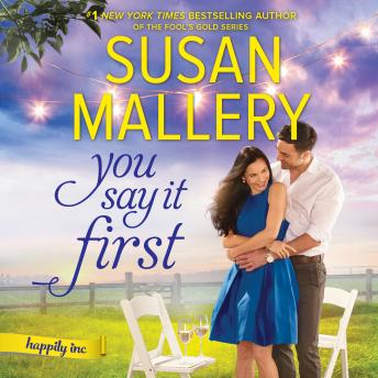 Download You Say It First by Susan Mallery